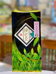 狭山茶「ふじみの小町」