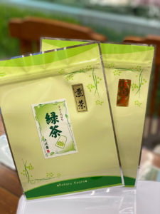煎茶・ほうじ茶ティーバッグ
